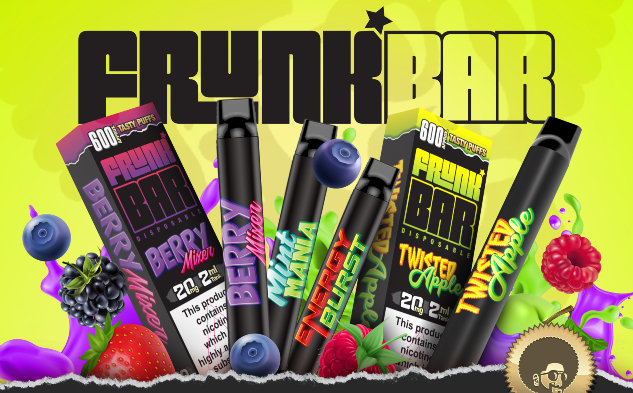 Frunk Bar 600