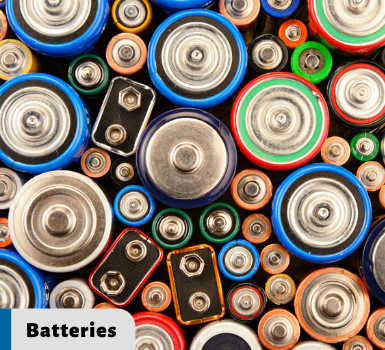 Batteries Wholesale at Youthstar (W) Ltd