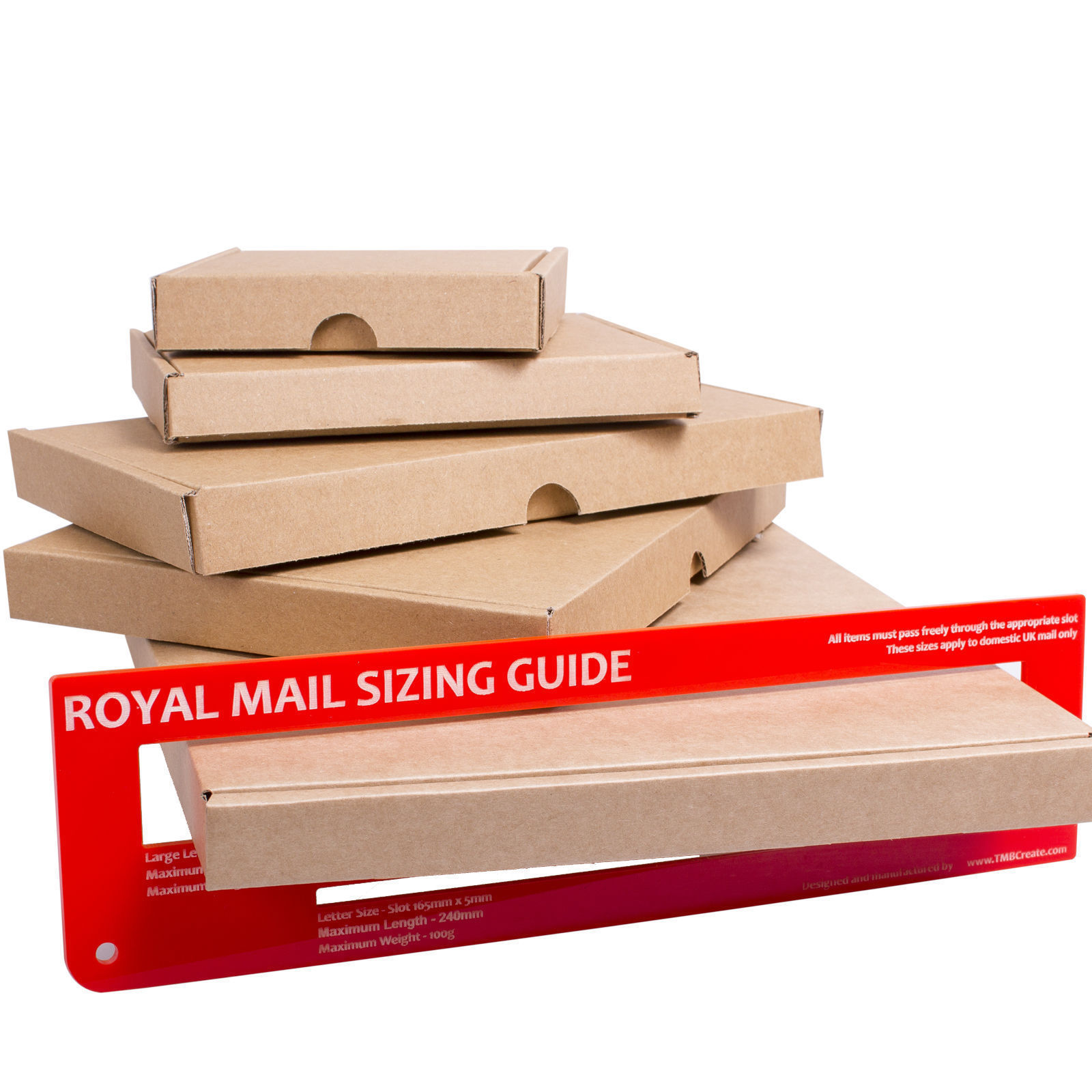 Large Letter Mailing Boxes