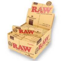 RAW CLASSIC CONNOISSEUR  KS SLIM + TIPS 24S
