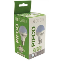 PIFCO LED GLS BULB 5W B22 / BC COOL WHITE