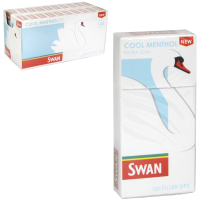 SWAN COOL MENTHOL EXTRA SLIM TIPS 120S X 20