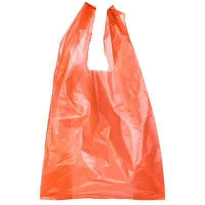 MEGA JUMBO HT RED CARRIER BAGS