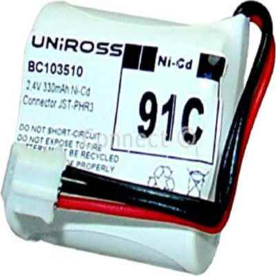 UNIROSS 91C CORDLESS PHONE BATTERY