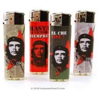 PROF CHE CUEVARA ELEC LIGHTER 50S