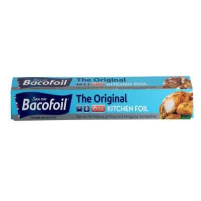 BACOFOIL CLASSIC KITCHEN FOIL 300MM x 5M PP1.