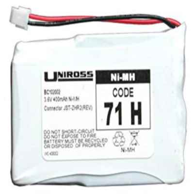 UNIROSS 71H CORDLESS PHONE BATTERY