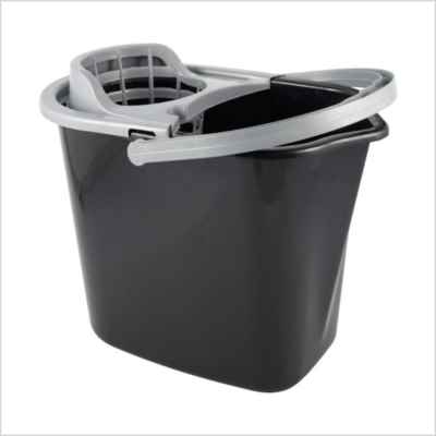 MOP BUCKET 10L WITH WRINGER