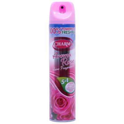 CHARM A/F AROMA ROSE CA 240ML X 12