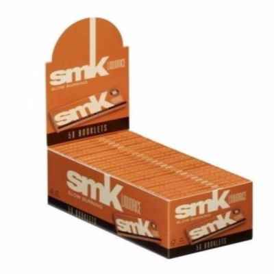 SMK LIQUORICE STD 50S