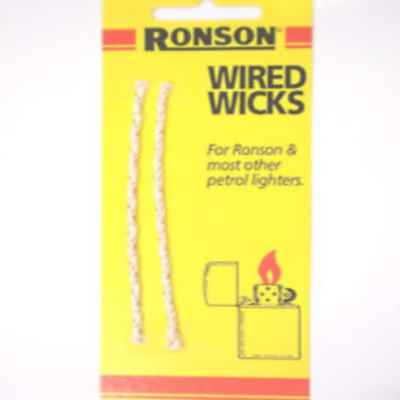 RONSON WIRED WICKS 12 CARDS OF 2