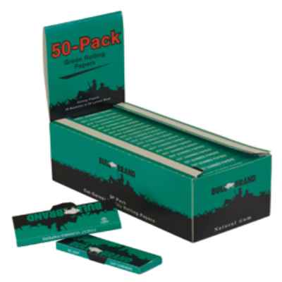 BULLBRAND GREEN STD 50 PACK