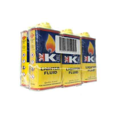 KTWO LIGHTER FLUID 100ML 12S
