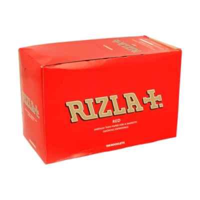 RIZLA RED STANDARD 100S