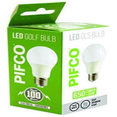 PIFCO LED GLS BULB 9W E27 / ES WARM WHITE