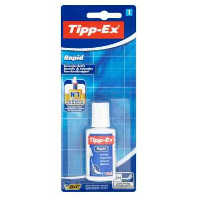 TIPP EX FLUID 20ML X 10