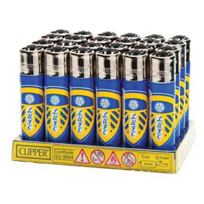 CLIPPER FOOTBALL CLUB LOGO LIGHTER 24S
