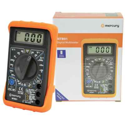 DIGITAL MULTIMETER / MULTITESTER