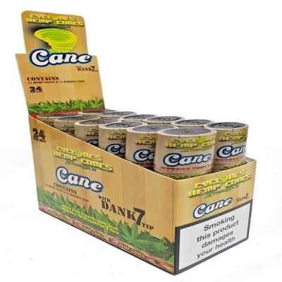 CYCLONE HEMP CONE CANE 2S X 12
