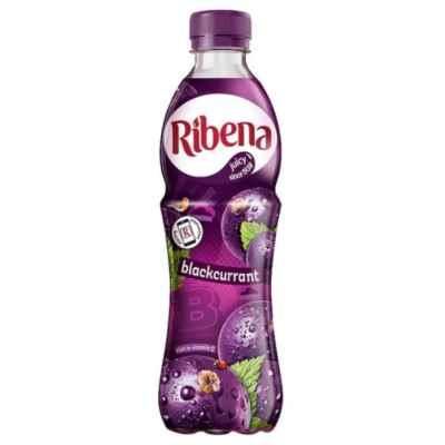 RIBENA DRINK BLACKCURRANT 99P 500ML X 12