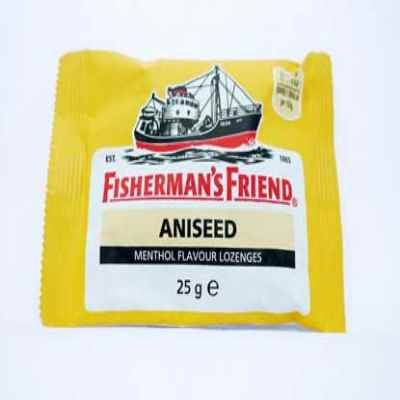 FISHERMANS FRIENDS ANISEED 24G X 24