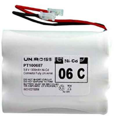 UNIROSS 06C CORDLESS PHONE BATTERY