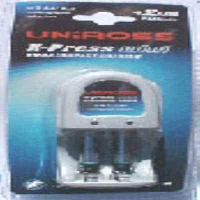 UNIROSS X-PRESS MINI CHARGER INCLUDES 2 AAA 7