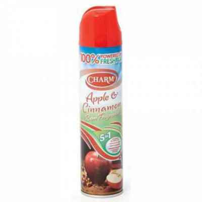 CHARM A/F APPLE & CINNAMON CA 240ML X 12