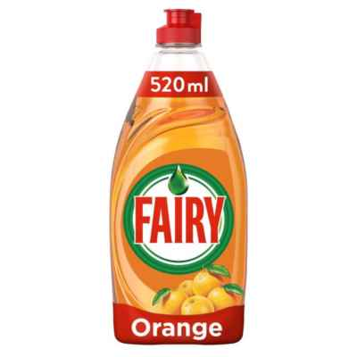 FAIRY LIQUID CITRUS 520ML X 16
