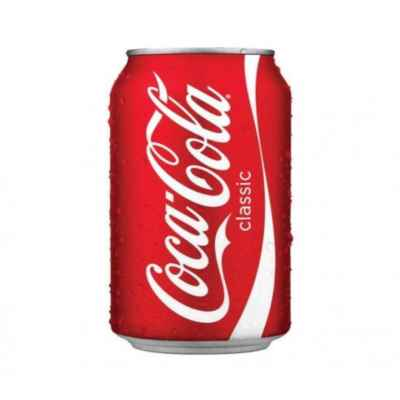 COKE GB CANS 330ML X 24