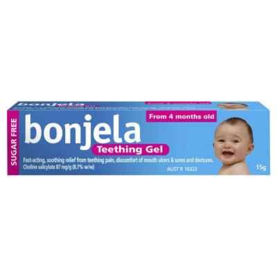 BONJELA TEETHING GEL 15G X 12