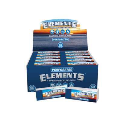 ELEMENTS ROLLING PAPER TIPS / ROACHES 50S