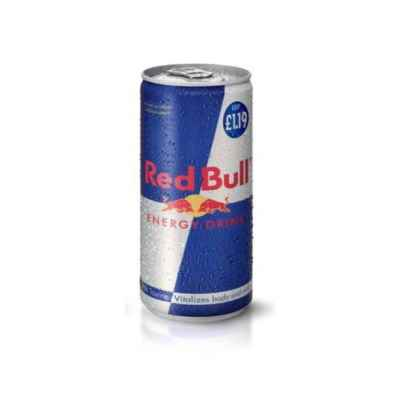 RED BULL ENERGY DRINK PM119 250ML X 24