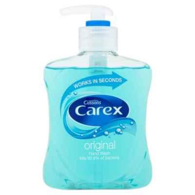 CAREX HAND WASH ORIGINAL 250ML X 6