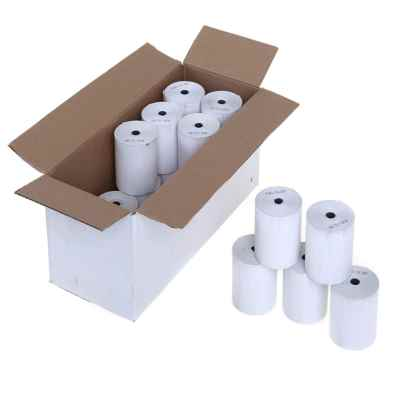 THERMAL ROLL SIZE 80MM X 75M 20 ROLLS