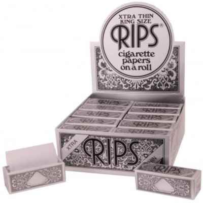 RIPS XTRA THIN KING SIZE PAPER 24 ROLLS