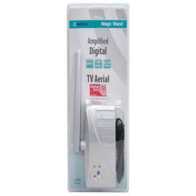 MAGIC WAND AMPLIFIED TV AERIAL
