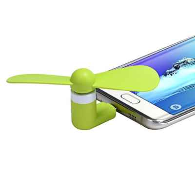 MINI PHONE FAN - IPHONE OR ANDROID