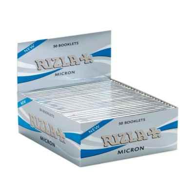 RIZLA MICRON SLIM K/S 50S