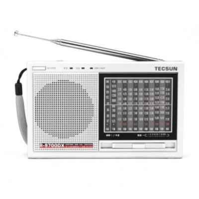 PORTABLE 8 BAND WORLD RADIO MW/FM/SW 1-6