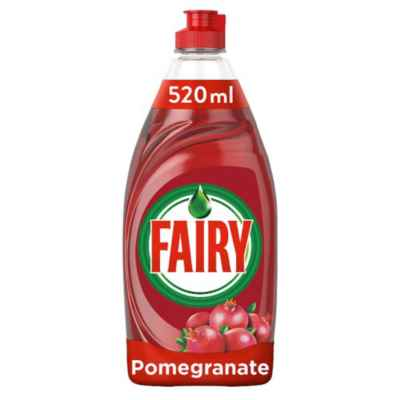 FAIRY LIQUID POMEGRANATE 520ML X 16