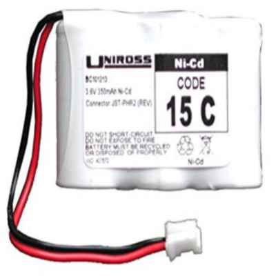 UNIROSS 15C CORDLESS PHONE BATTERY