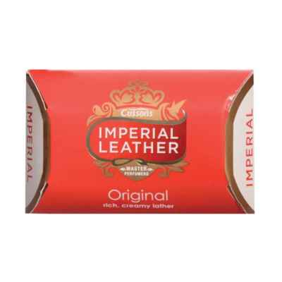 IMPERIAL LEATHER SOAP ORIG 3 X100G
