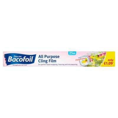 BACOFOIL CLING FILM 300MM x 25M PP?1.09