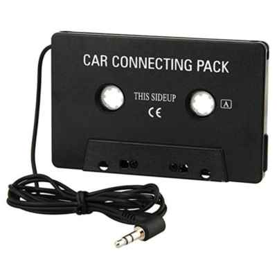 CASSETTE ADAPTOR CD/MD/MP3