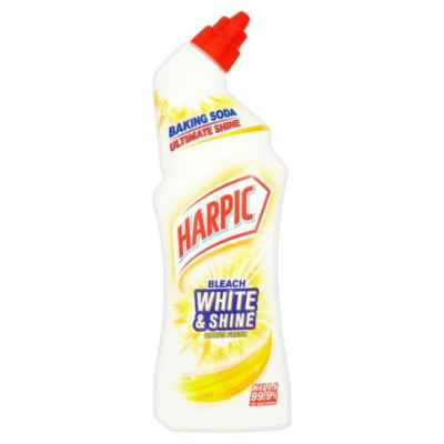 HARPIC WHITE & SHINE CITRUS 750ML X 12