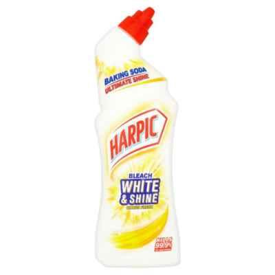 HARPIC WHITE & SHINE CITRUS 750ML X 12