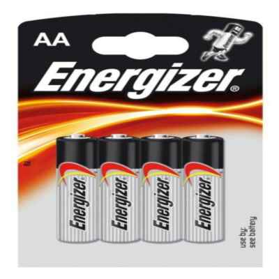 ENERGIZER CLASSIC AA - LR6 4 PACK