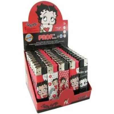 PROF BETTY BOOP ELEC LIGHTER 50S