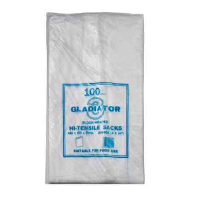 GLADIATOR HDPE COUNTER BAGS APROX 5000